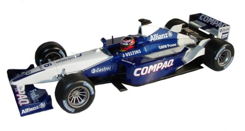 1:18 Minichamps Williams BMW 2002 Showcar - Juan Pablo Montoya