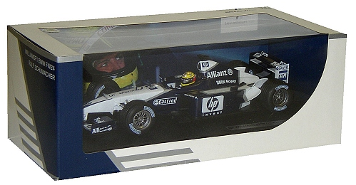 1:18 Model Williams BMW FW 24 R.Schumacher