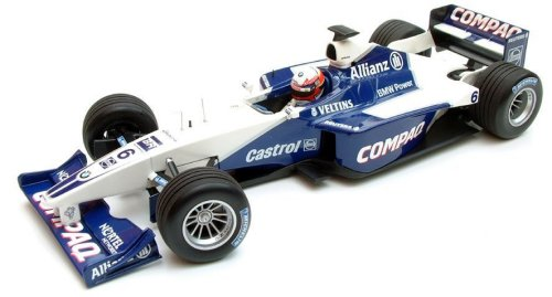 1:18 Scale Williams BMW 2001 Showcar - Juan Pablo Montoya