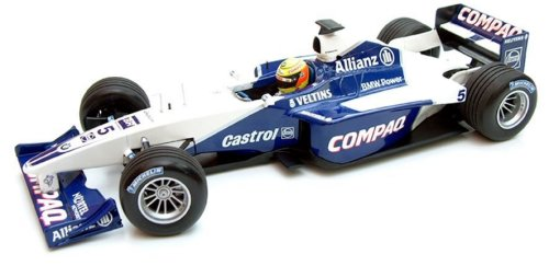 1:18 Scale Williams BMW 2001 Showcar - Ralf Schumacher
