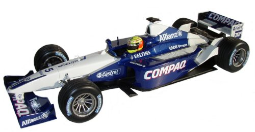 1:18 Scale Williams BMW 2002 Showcar - Ralf Schumacher
