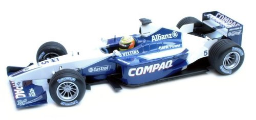 1:18 Scale Williams BMW FW23 ``My First Win`` - Ralf Schumacher