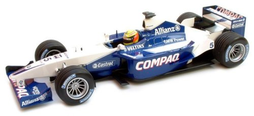 1:18 Scale Williams BMW FW23 Race Car 2001 - Ralf Schumacher