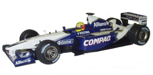 1:18 Scale Williams BMW FW24 Race Car 2002 - Ralf Schumacher