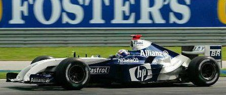 1:18 Scale Williams F1 BMW FW26 - J.P.Montoya -