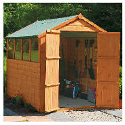10 x 6 Apex Shiplap Shed with installation product image