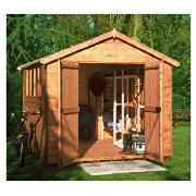 10 x 8 Apex Shiplap Workshop Shed with product image