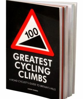 100 Greatest Cycling Climbs Book 4757CX product image