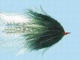 Turrall Black Pike Fishing Fly