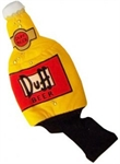 Simpsons Duff Beer Bottle Headcover SIDBOTH