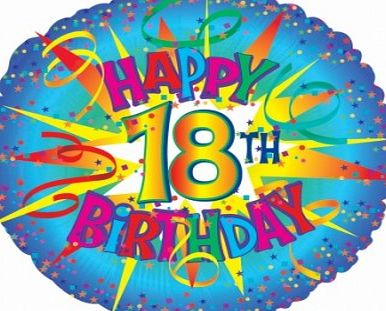 18th Birthday Balloon product image
