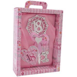18th birthday key pink review compare prices buy online for 18th key of the door