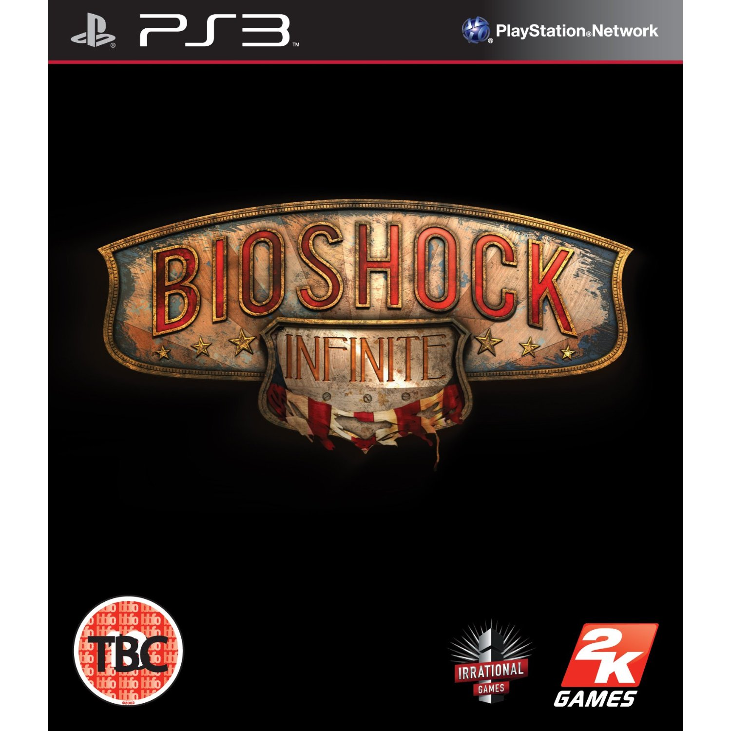 2K Games Bioshock Infinite PS3 Playstation 3 Game - review ...