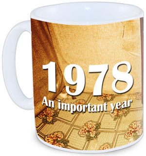 Show someone special how important they truly are with this nostalgic mug featuring some classic car - CLICK FOR MORE INFORMATION