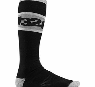 32 Thirty Two Arvin Snowboard Socks - Black product image