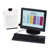 3M Flat Screen Document Holder product image
