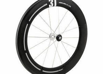 Mercurio 80 Ltd Carbon Tubular Front Wheel