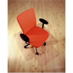 5 Star Chairmat PVC for Hard Floor 1210x920mm Ref product image