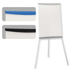 5 Star Flipchart Easel with W670xH990mm Board