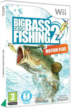 505 games nintendo wii games for Wii u fishing game