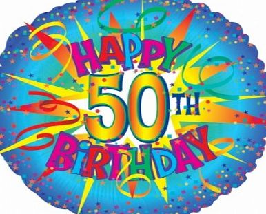 50th Birthday Balloon product image