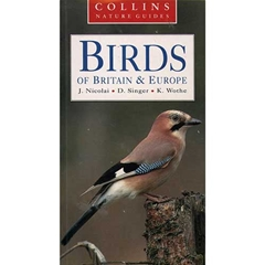 AA Birds of Britain and Europe (Book)