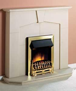 Abbey Surround and Arno Electric Fire Package product image
