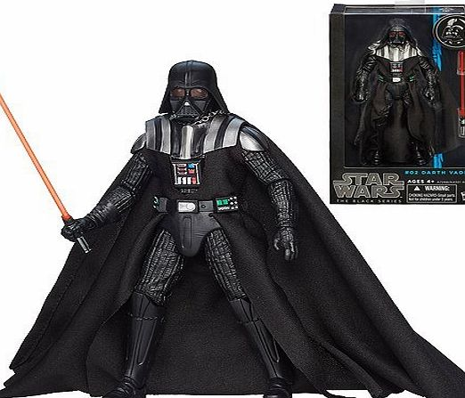 ABC Star Wars The Black Series Darth Vader 6-Inch Action Figure