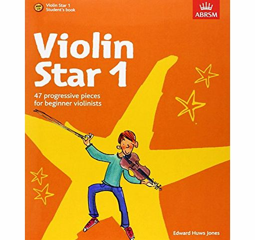 Violin Star 1, Students book, with CD (Violin Star (ABRSM))