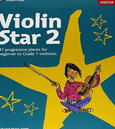 Violin Star 2, Students book, with CD (Violin Star (ABRSM))