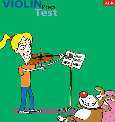 Violin Prep Test (ABRSM Exam Pieces)