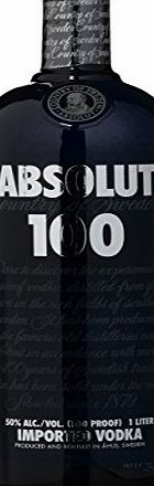 100 Black Label Vodka 1 Litre