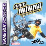ACCLAIM Dave Mirra Freestyle BMX 3 GBA product image