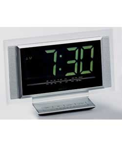 Acctim Autoset LED Alarm Clock with Radio product image