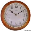 Acctim Maine 205mm Wall Clock In Cherry product image