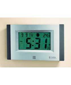 acctim radio controlled clock 74057 instructions