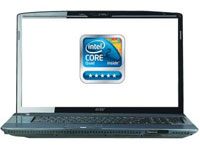 ACER AS8930G 18 INCH C2D T6600 4GB 500GB BLURAY