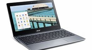 Acer Aspire C720 2GB 16B 11.6 inch Chromebook in
