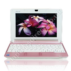 ACER Aspire One AOA110-AGp - 1GB - 16GB - Pink