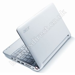 ACER Aspire One D150b White Netbook