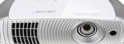 Acer H7550BDZ DLP 3D Home Cinema Projector with Wireless HD Kit, 1080p, 3000Lm, 16000/1, HDMI