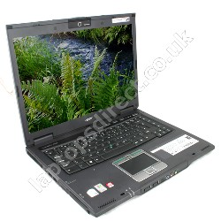 Acer TravelMate 6592G-702G25Mn - Core 2 Duo T7700 2.4 GHz - 15.4 Inch TFT