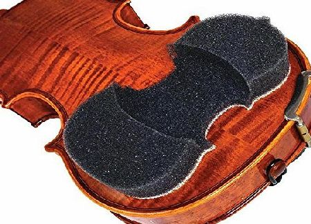 - Youth Size Violin Shoulder Rest ``Protégé Charcoal``