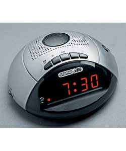 Acoustic Solutions CR328 Clock Radio