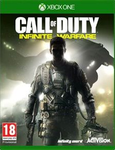 Activision, 1559[^]30366 Call of Duty Infinite Warfare (incls Zombies in