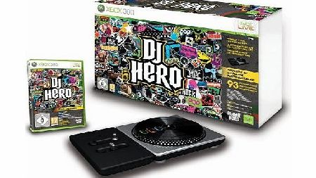 ACTIVISION DJ Hero - Turntable Kit (Xbox 360) product image