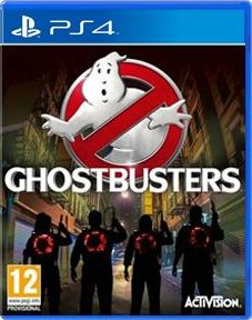 Activision, 1559[^]41039 Ghostbusters - The Video Game (2016) on PS4