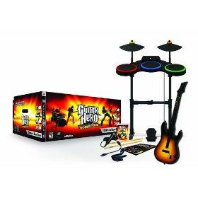 Activision Guitar Hero World Tour Band Bundle PS3