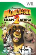 Activision Madagascar Escape 2 Africa Wii product image
