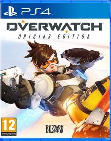 Activision, 1559[^]40767 Overwatch Origins Edition on PS4